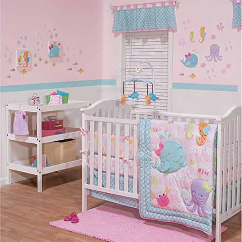 Sea Baby Bedding 175410 front
