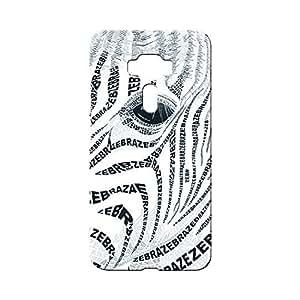 BLUEDIO Designer Printed Back case cover for Asus Zenfone 3 (ZE520KL) 5.2 Inch - G4092