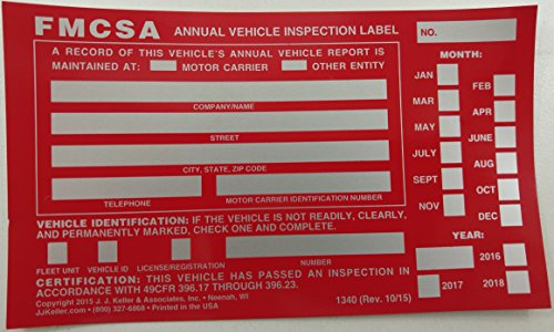 jj-keller-54sn-annual-vehicle-inspection-label-20-pack