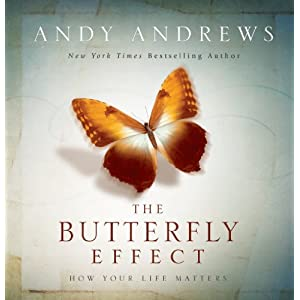 Andy Andrews Butterfly: Premiere Motivational  Speakers Bureau