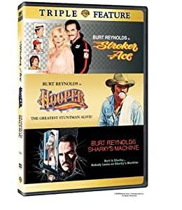 Triple Feature: Stroker Ace / Hooper / Sharky's Machine