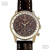 [ブライトリング]BREITLING腕時計 モンブリラン 限定モデル ブラウン Ref:R417Q47WBA メンズ [中古] [並行輸入品]