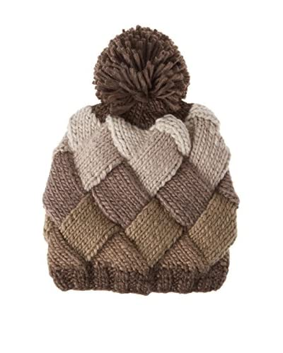 Canadian Mütze Soft Thermal beige/braun