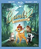Bambi 2 - Double Play (Blu-ray + DVD) [Region Free]