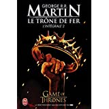 Le trne de fer : L&#39;intgrale, tome 2par George R.R. Martin