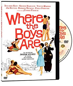 "Cover of ""Where the Boys Are"""