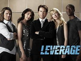 Leverage Season 1