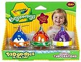 Crayola 3ct. TaDoodles Washable Tub Crayons (Seal, Lobster, Dolphin)