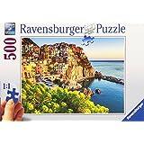 Ravensburger 13602 - Buntes Italien, 500-Teilig Puzzle