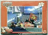 Disney Pixar Cars: 50pc Puzzle - Pit Lane Stop