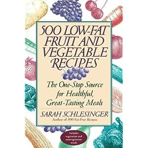 500 Low-Fat Fruit and Veg Livre en Ligne - Telecharger Ebook