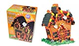 Wilton Pre-Baked Halloween Gingerbread Cookie House Kit