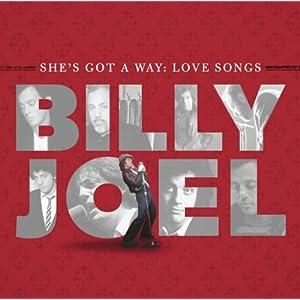 Billy Joel - 'She's Got A Way: Love Songs'