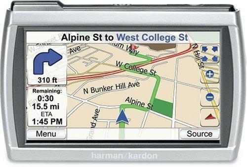 Harman Kardon GPS 300 PNA/PND Navigationssystem