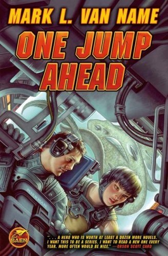 One Jump Ahead (Jon & Lobo Series)