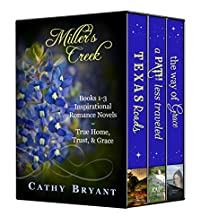 Miller's Creek Collection 1: Christian Contemporary Romance & Romantic Mystery/suspense by Cathy Bryant ebook deal