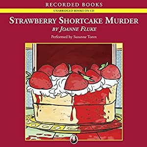 Strawberry Shortcake Murder Audiobook