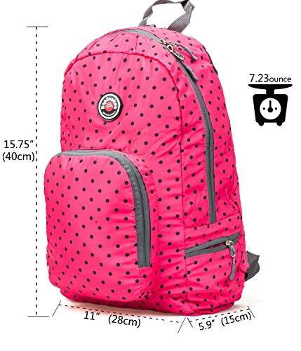Travel School Ultra Lightweight Backpack Laptop Waterproof Men Women Girls Boys - 1