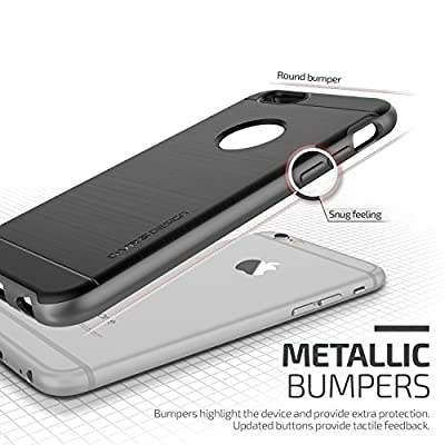 iPhone 6 Case, VRS Design [New High Pro Shield][Parent] - [Military Grade Protection] For Apple iPhone 6 4.7 by Verus