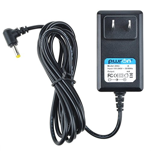 PwrON 6.6 FT Long 6V AC to DC Power Adapter Charger Replacement For AT&T VTech Class 2 Switching Power Supply Model: S005IU0600040 (26-360040-4UL-100 / 26-360040-4UL-113) (26-360040-4UL-108) (Class 2 Power Supply 6v compare prices)