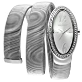 Peugeot Women's 7088S Analog Display Japanese Quartz Silver Watch