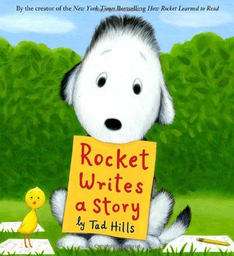 Rocket Writes a Story
