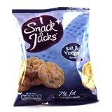 #5: Quaker Snack a Jacks Salt and Vinegar 26g