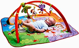 Tiny Love Gymini Move and Play Activity Gym, Animals