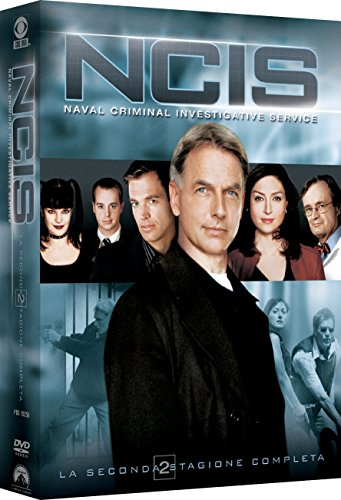 NCIS - Naval criminal investigative service Stagione 02 [6 DVDs] [IT Import]