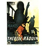 Therese Raquin - Movie Poster - 11 x 17 ~ Incline Wholesale Posters