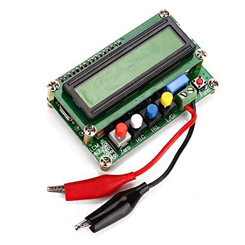 L/C Inductance Capacitance Digital Led Display Meter Lc100-A