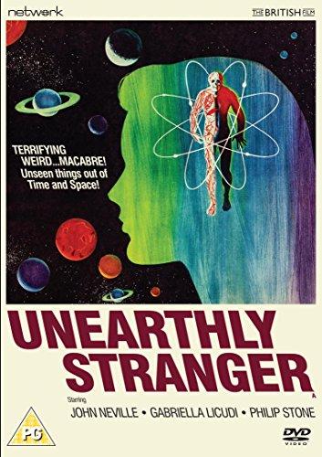 Unearthly Stranger [DVD] [Edizione: Regno Unito]