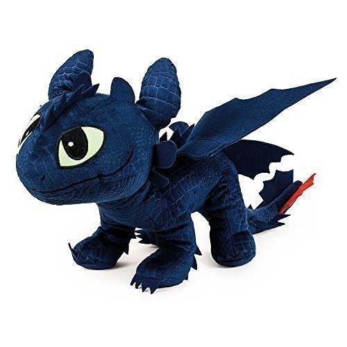 Dragons - Plüsch Figur Kuscheltier Drachen Ohnezahn...