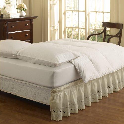 18 Inch Bedskirt Queen 9942 front