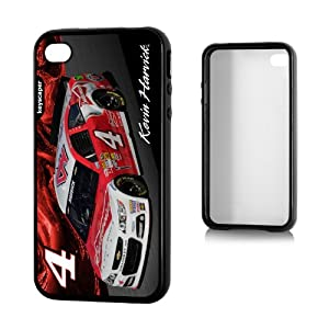 NASCAR Kevin Harvick 4 Budweiser iPhone 4 4S Bumper Case by Keyscaper