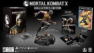 Mortal Kombat X Kollector's Import Edition - PlayStation 4