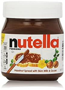Nutella Hazelnut Spread, 13 Oz
