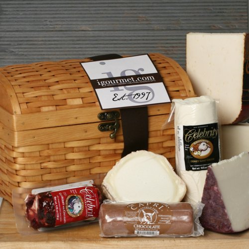 Goat's Milk Cheese Treasures (3.6 pound) (Goat Cheese Cranberry compare prices)