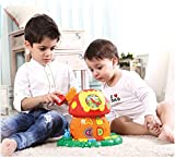 New-Release-March-2016-PLS-Baby-Music-Mushroom-House-Electronic-Learning-Toy-Activity-Center-Educational-Toy-ON-SALE-CLEARANCE