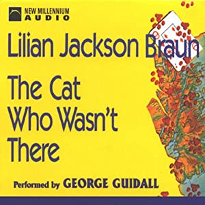 The Cat Who Wasn't There | [Lilian Jackson Braun]
