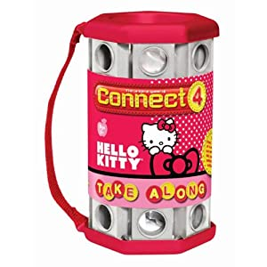 Hello Kitty Connect Four Takealong!