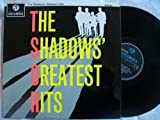 THE SHADOWS THE SHADOWS GREATEST HITS VINYL LP[SCX1522]1963
