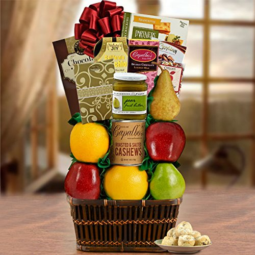 Thoughts u0026 Prayers Kosher Shiva Gift Basket. by capalbou0027s gift baskets & desertcart Saudi: Capalbos Gift Baskets | Buy Capalbos Gift Baskets ...