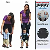 Juppy Baby Walker Momentum (Blue/Black) with Free Matching Travel Bag