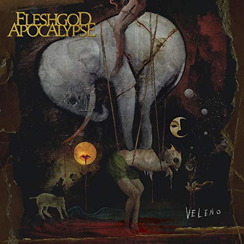 CD : FLESHGOD APOCALYPSE - Veleno