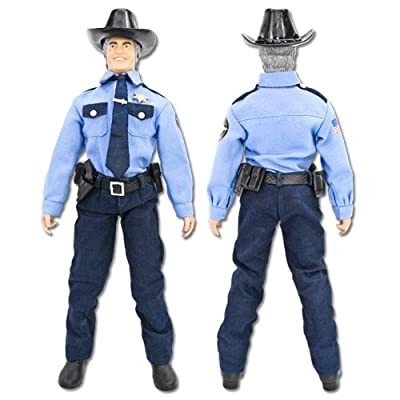 Dukes of Hazzard 12 Inch Action Figures Series 1: Roscoe P. Coltrane