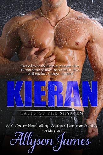 Allyson James - Kieran (Tales of the Shareem Book 7)