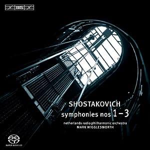 Symphonies Nos 1-3