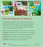 Image de Selbermach-Ideen für den Balkon: Deko, Möbel & Pflanzgefäße