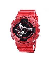 Casio G-Shock Analog-Digital Multi-Colour Dial Men's Watch - GA-110SL-4ADR (G600)